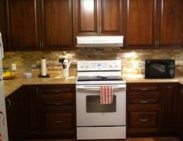 Rénovation de cuisine - Jeff Tech Rimouski