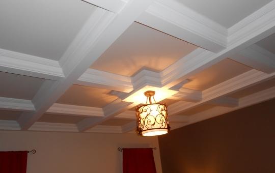 Moulures de plafond - Jeff Tech Rimouski